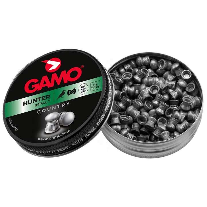 Plombs HUNTER IMPACT 6,35 mm - GAMO