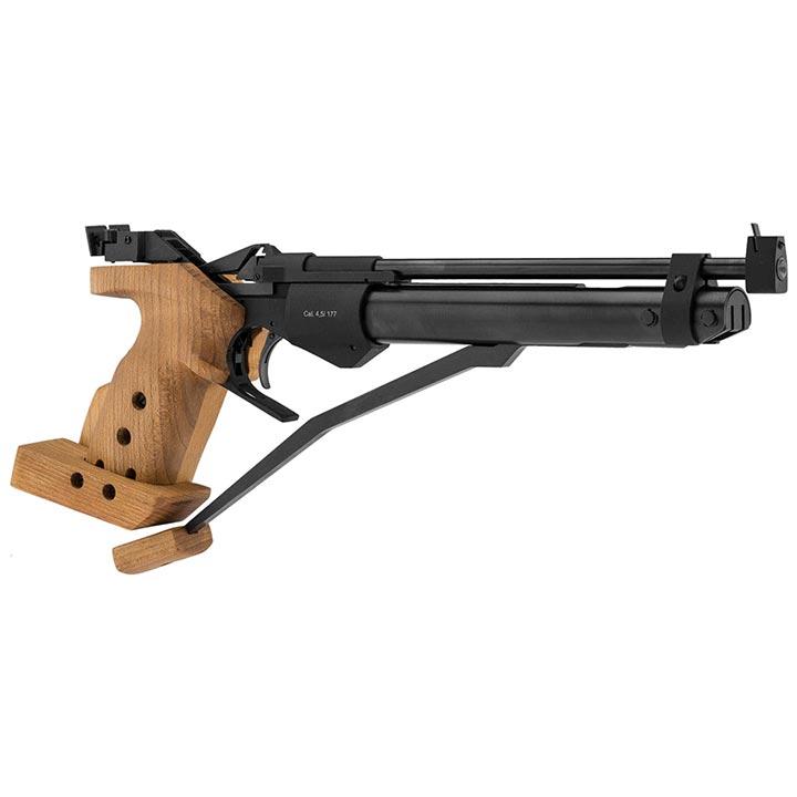 Pistolet à air comprimé Baikal Match MP-46M cal. 4.5 mm