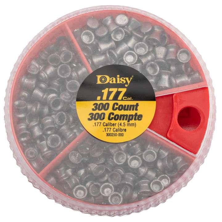Boîte distributrice de 3 types de diabolos cal. 4.5 mm