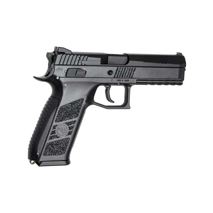 Réplique pistolet CZ p-09 GBB gaz culasse ABS