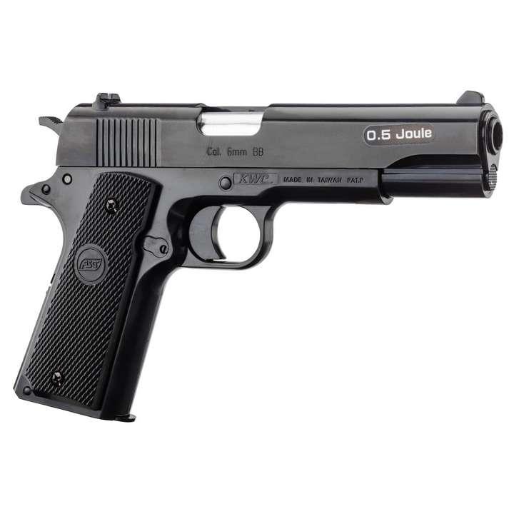 Réplique Pistolet STI M1911 Noir 0,5 j ressort