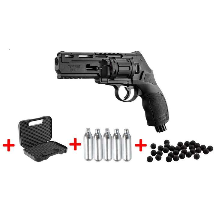 Pack complet Revolver T4E HDR 11j en mallette