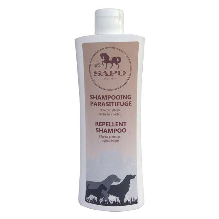 Shampooing parasitifuge