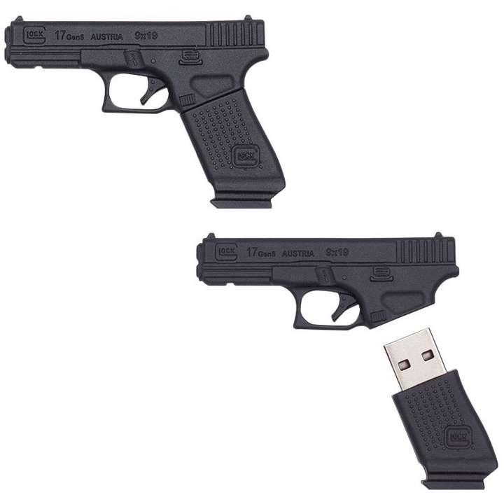 Clef USB Pistolet Glock