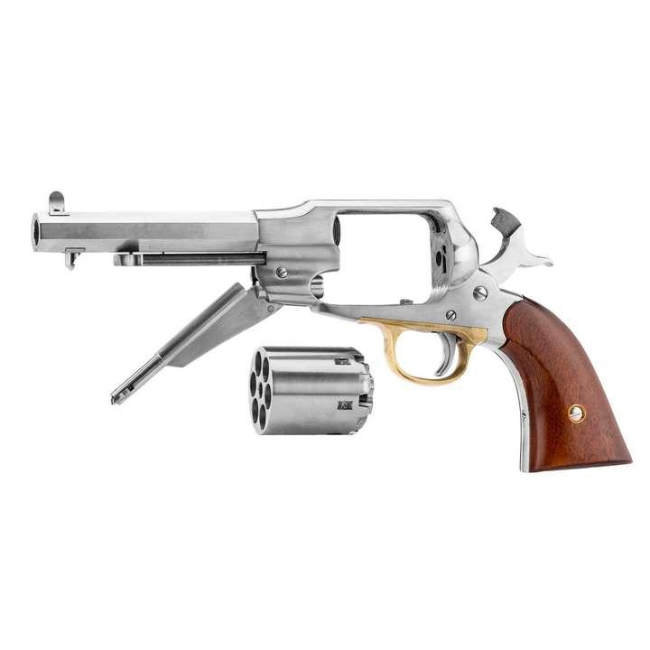 Revolver Remington 1858 Inox cal. 44