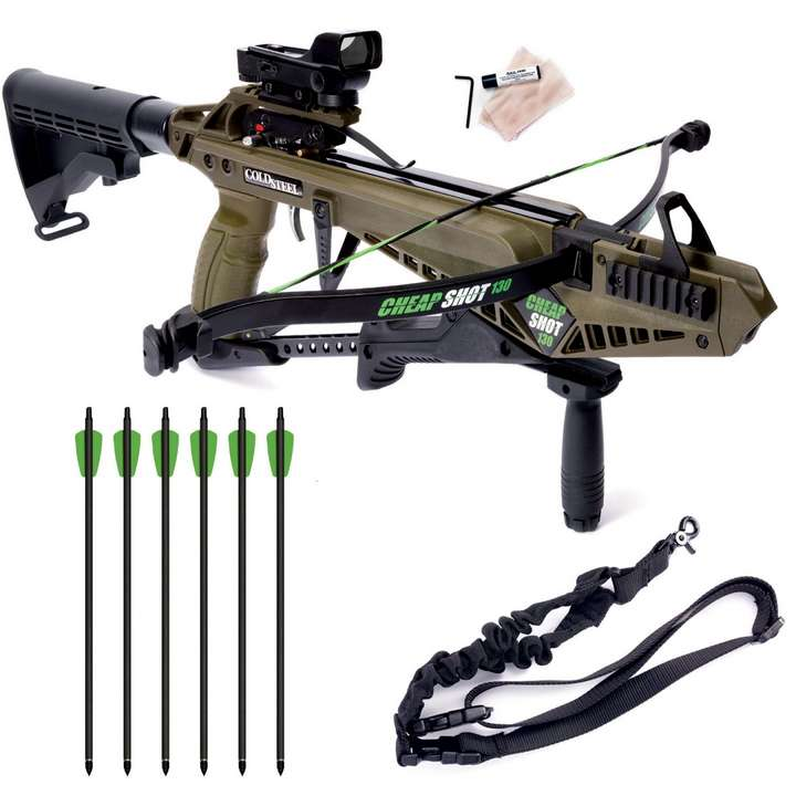 Cold Steel Crossbow Cheap Shot 130