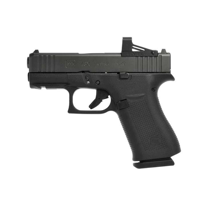 Glock 43X Mos Combo Shield RMS Compact
