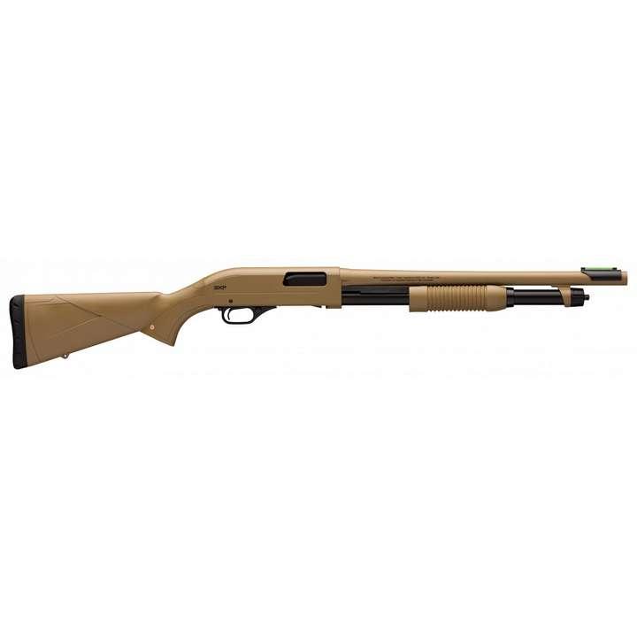 Fusil à pompe SXP Dark Earth Defender Rifled Winchester - 12/76