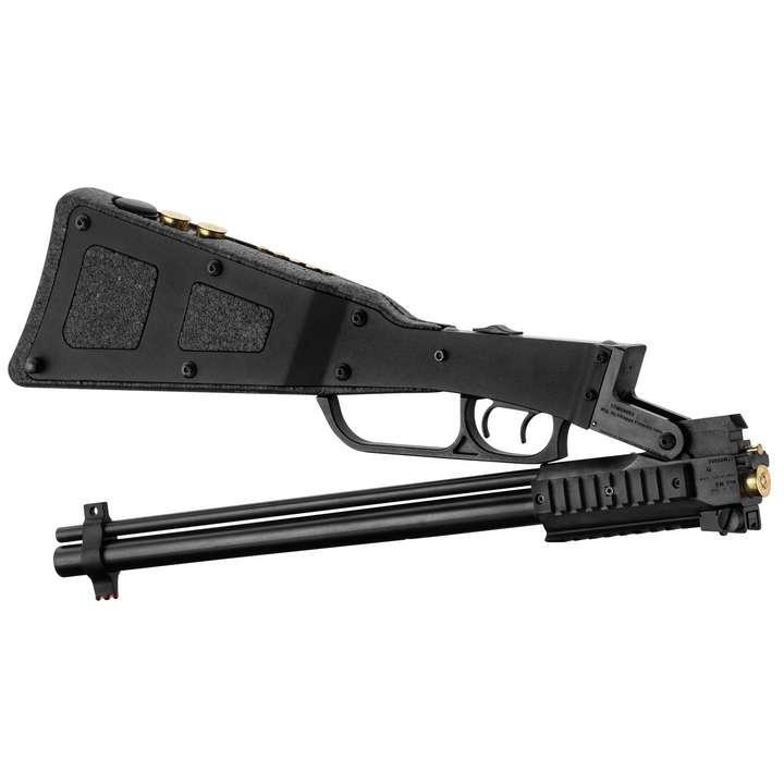Carabine pliante Chiappa M6 cal. 12 ou 20 et 22 LR