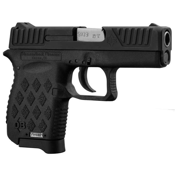Pistolet Diamondback DB9 compact cal. 9 x 19 mm Para.