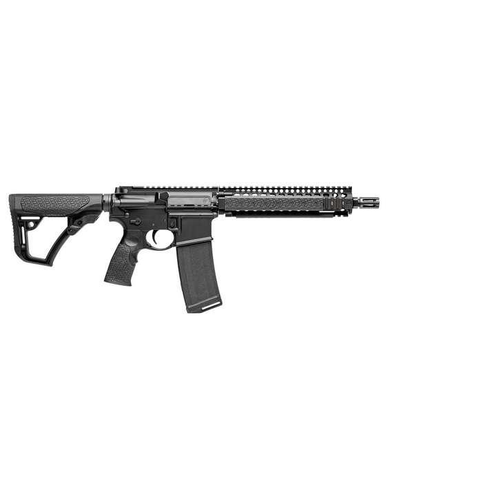 Carabine Daniel Defense M4 MK18 noire canon court cal. 5.56