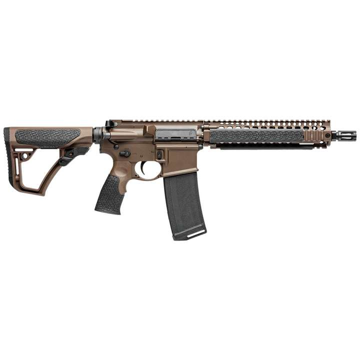 Daniel Defense M4 MK18 Mil Spec Brown canon court 10.3 '' cal. 5.56