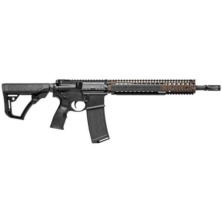 Daniel Defense M4A1, Black - FDE canon de 14.5 '' cal. 5.56