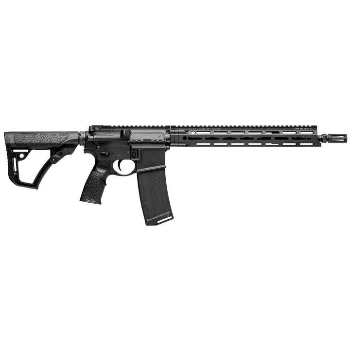 Daniel Defense M4 semi-automatique SLW noire canon de 14.5 '' cal. 5.56