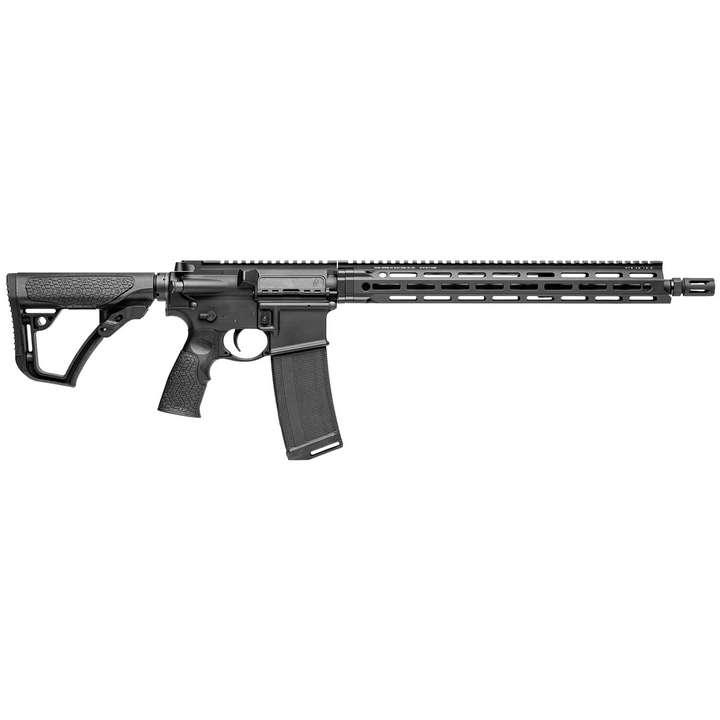 Daniel Defense M-4 semi-automatique noire cal. 5.56