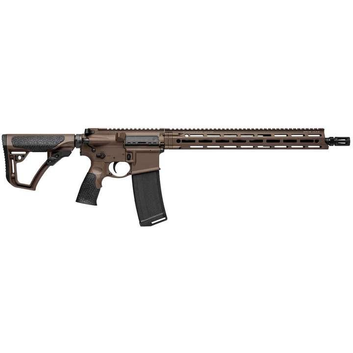Daniel Defense M4 semi-automatique bronze Mil Spec canon de 16 '' cal. 5.56