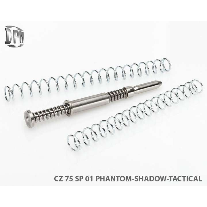Kit Ressort pour CZ 75 SP01 - DPM