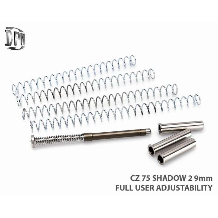 Kit Ressort pour CZ 75 Shadow 2 Adjustable - DPM