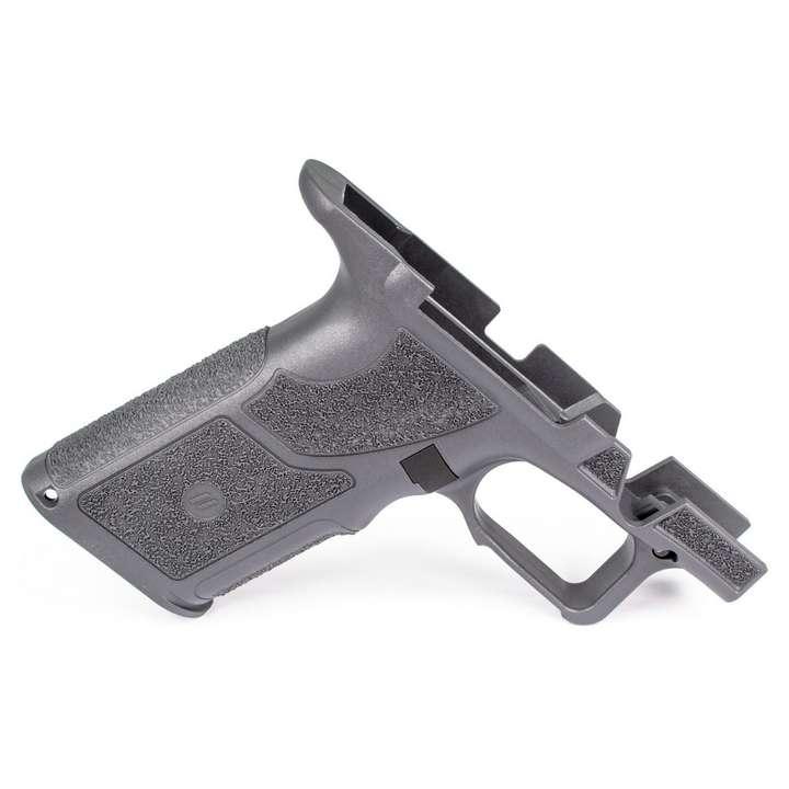 ZEV OZ9 Standard Size Grip Kit, Gray