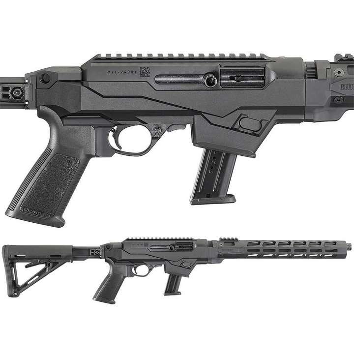 RUGER PCC Custom AR