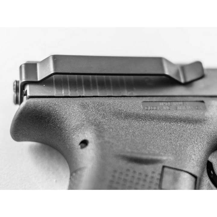 Clip de ceinture pour Glock 43