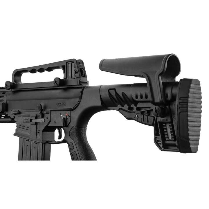 Fusil semi-auto uzkon tr100 cl13 semi-auto a Canon lisse