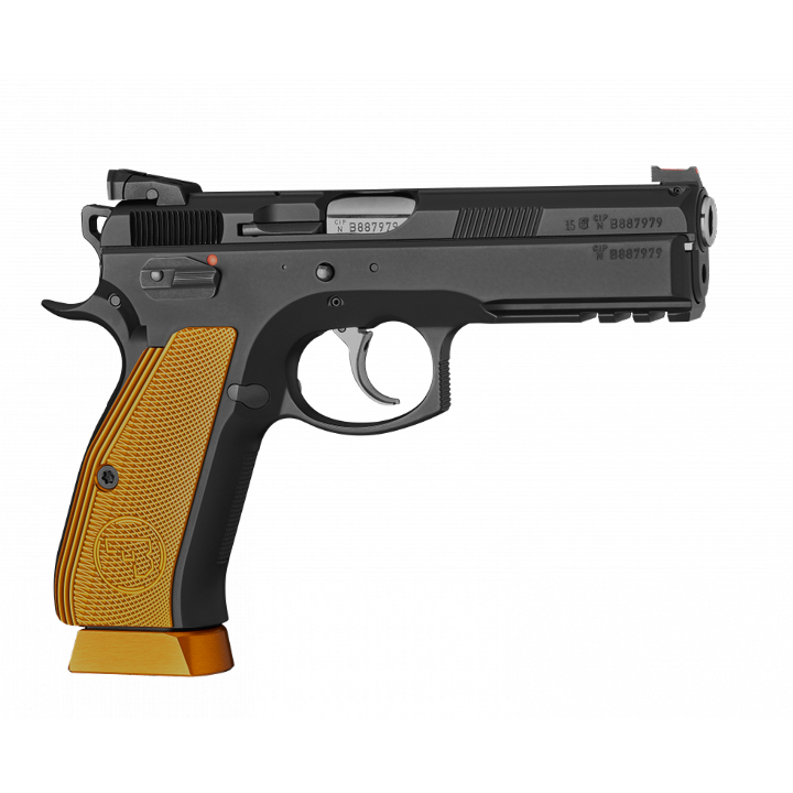CZ 75 Shadow Orange cal 9x19mm