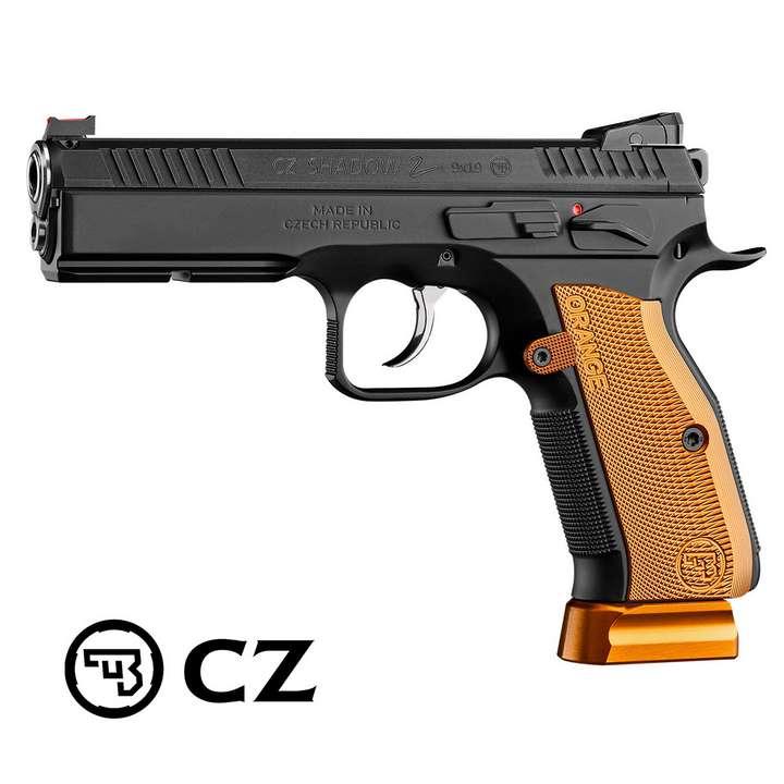 CZ 75 Shadow 2 Orange 9mm