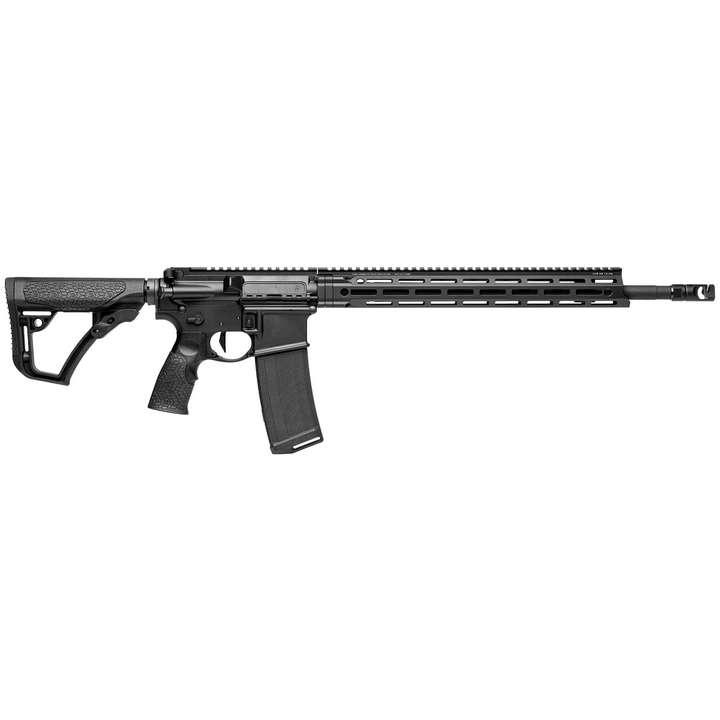 Daniel Defense M4 semi-automatique noire canon de 18 '' cal. 5.56