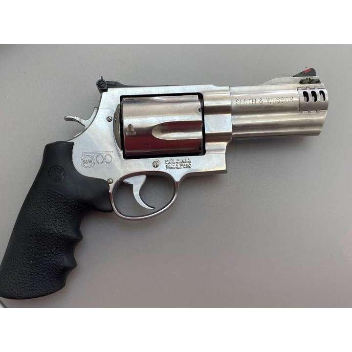 REVOLVER Smith & Wesson Cal 500 Mag