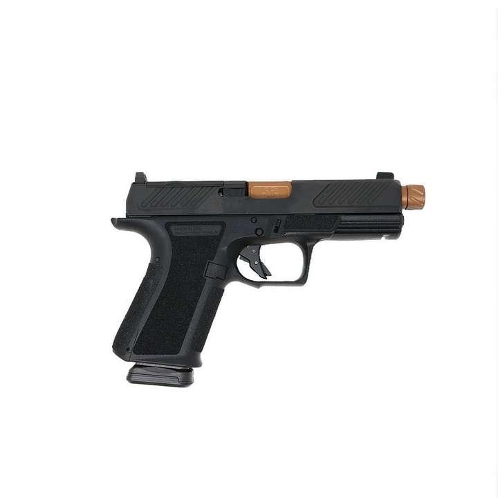 MR920 Combat noir canon bronze
