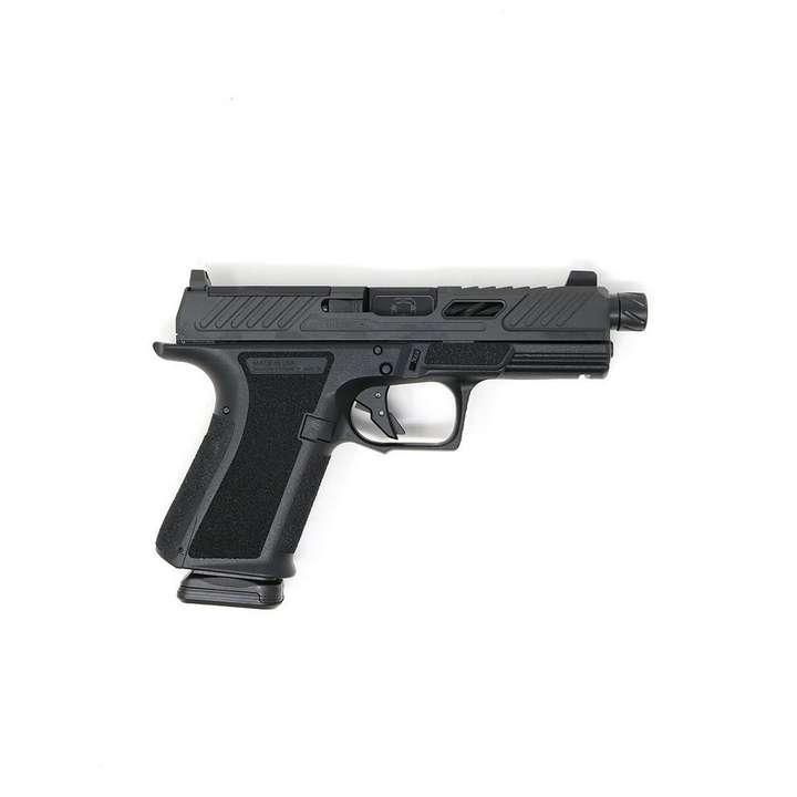 MR920 Elite noir canon noir fluté