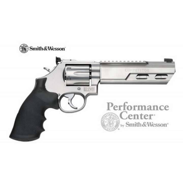 Révolver Smith & Wesson 686 Competition calibre 357 Magnum 6