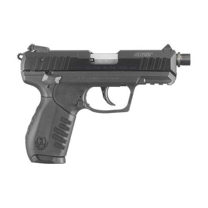 Pistolet RUGER SR22PB .22LR 3.5