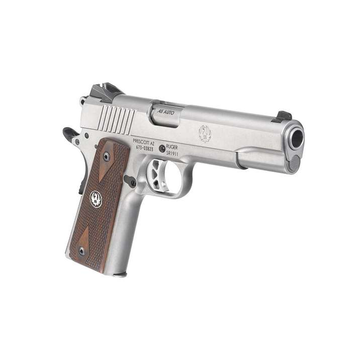 Ruger SR 1911 Stainless