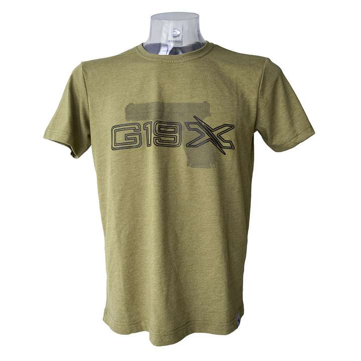 T-Shirt GLOCK 19X COYOTE