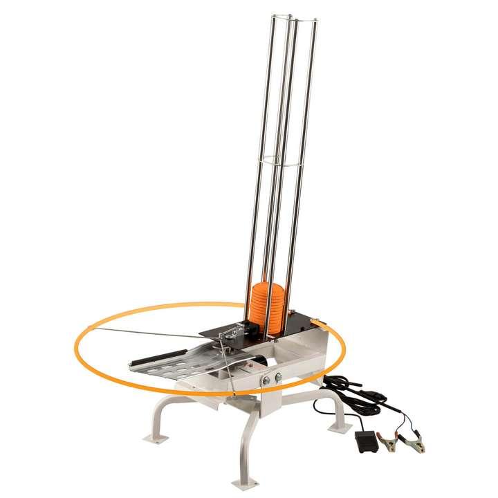 Lanceur de Plateaux électrique pour Ball Trap 12V
