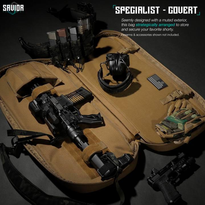 Savior Equipment Transport discret