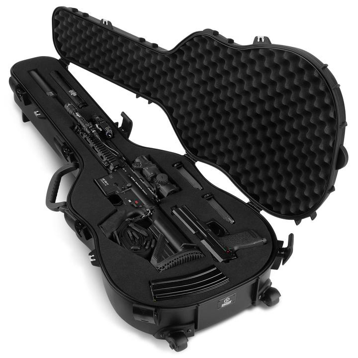 Transport Discret Mallette de guitare