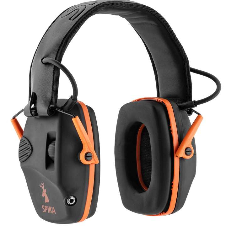 Casque antibruit électronique Spika