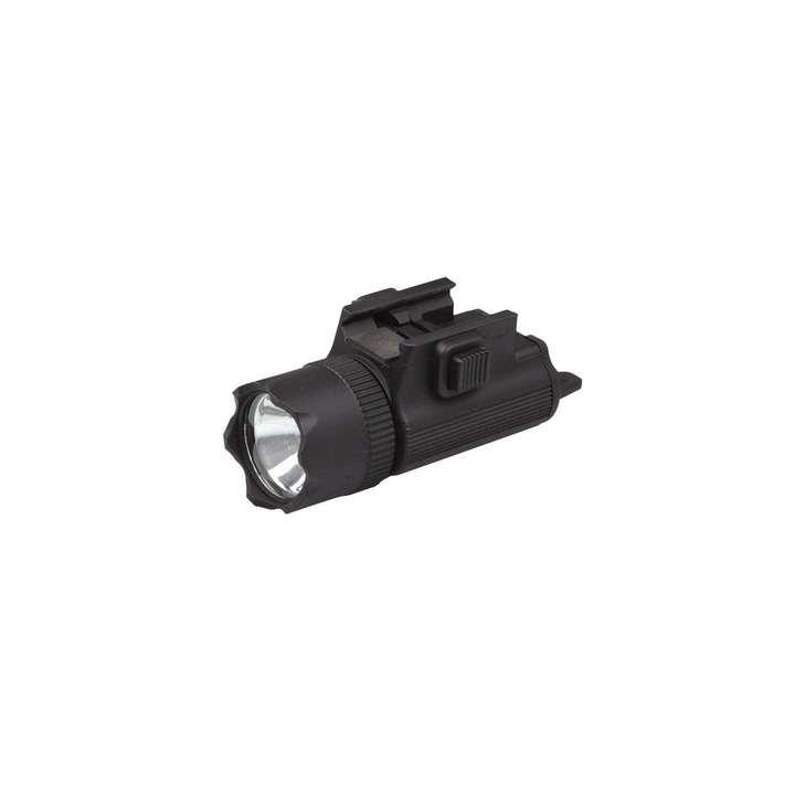 Lampe super xenon 100 lumens tactical pour pistolet