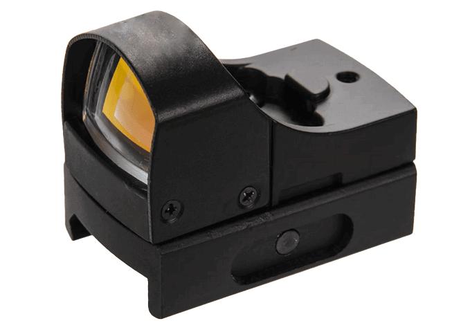 Mini red-dot Reflex Sight noir