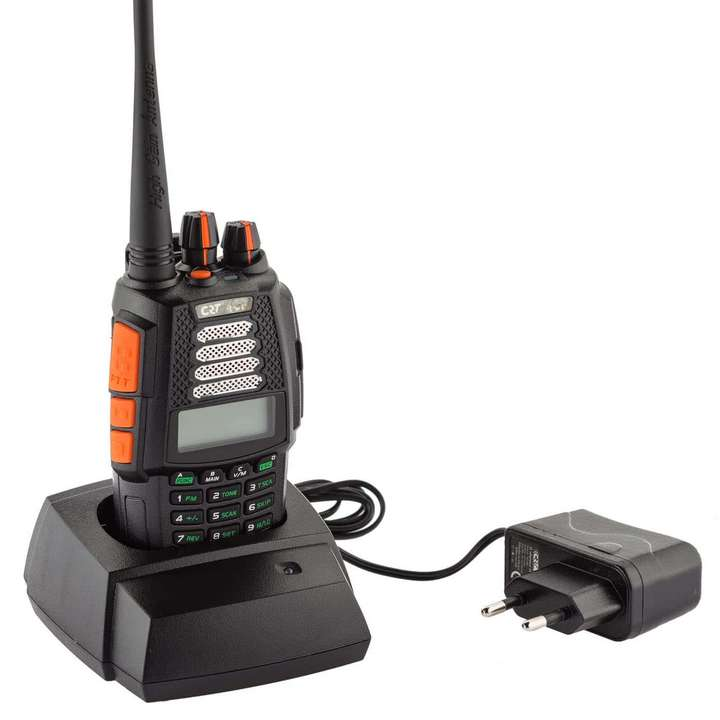 Talkies - Walkies Bi-bande VHF/UHF radio FM