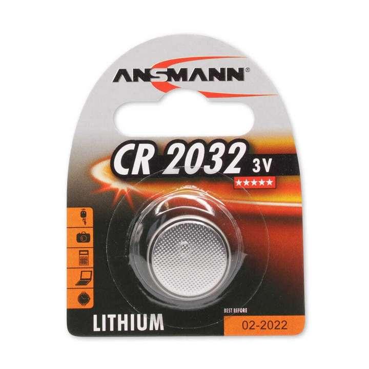 Pile CR2032 3 volts