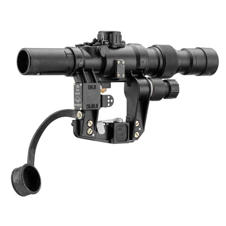 Optique NPZ PO 3-9x24 pour SVD-Tigr