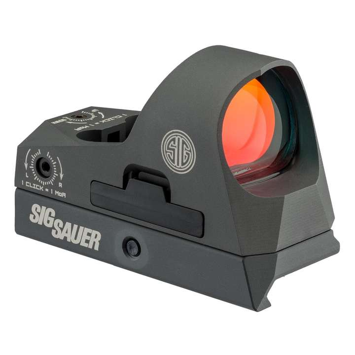 Point rouge SIG Sauer - ROMÉO 3 : 1x25