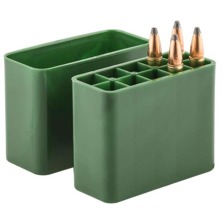 Boîte de rangement 10 munitions cal. 308Win au 9.3x74
