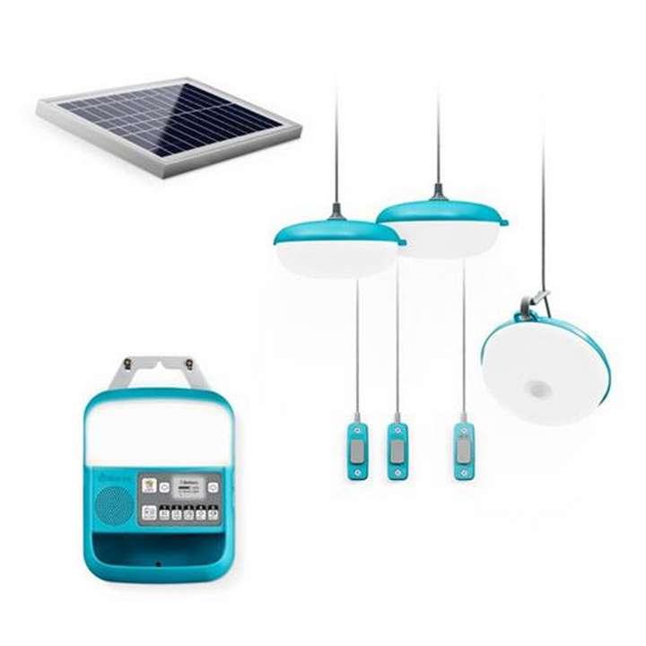 Système solaire pour maison