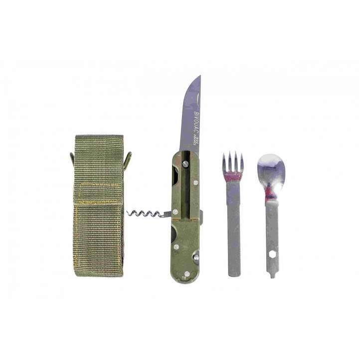 Couteau de bivouac